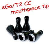 Ujung corong 5pc untuk eGo / T2 2.4ml CC (Coil Changeable) clear cartomizer / clearomizer
