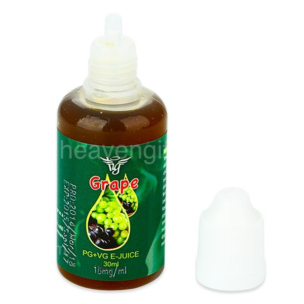 30ml HG PG E-Juice E-Liquid with Many Dinstinct Flavors