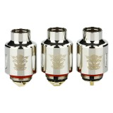 3pcs Smkon KUMO Replacement K2 Coil Head
