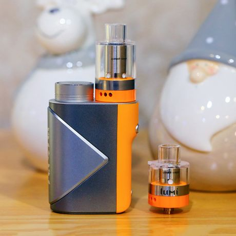 Geekvape Lucid Kit 80W with Lucid MOD and Lumi Mesh Tank