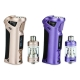 75W Vaporesso TARGET Pro VTC Kit With cCELL Tank W/O Battery, Purple & Rose Gold