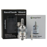 Kangertech Genitank Giant Cartomizer dengan New Airflow Control Valve - 4.5ml