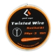 5m GeekVape Twisted Atomizer DIY Kanthal Triple KA1 Tape Wire (28GA * 3)