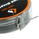 10ft GeekVape Kanthal A1 Fused Clapton Wire, 24GAx2 + 32GA