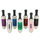 VapeOnly 2ml Mini VIVI NOVA-S Glass BDCC (Gulir Dual Ganda Bawah) Cartomizer / Clearomizer Kit