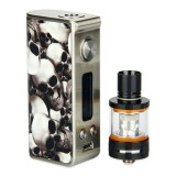 SMY 75W TC Mini Starter Kit W/O Battery, Skull