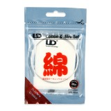 UD Muji Organic Cotton & Wire Set (10 FT Nichrome 26GA)