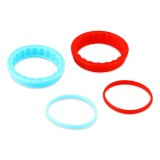 4pcs Eleaf Melo 2 Silicone Ring