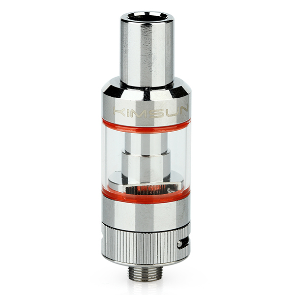 KIMSUN STL Tank II is a mini tank with 1.1ml capacity. STL II features long lifespan Ti coil, food grade environmental glass and five-fold seal protection. STL Tank II brings clean and easy vaping to you.