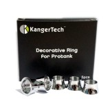 5pc KangerTech Decorative Ring for Protank/Protank II/Protank 3/unitank Cartomizer