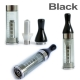 5pcs T2 2.4ml CC(Coil Changeable) clear cartomizer / clearomizer