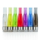 5pc eGo 1.5ml VapeOnly V2 Bottom Coil Changeable Clear Cartomizer/ Clearomizer