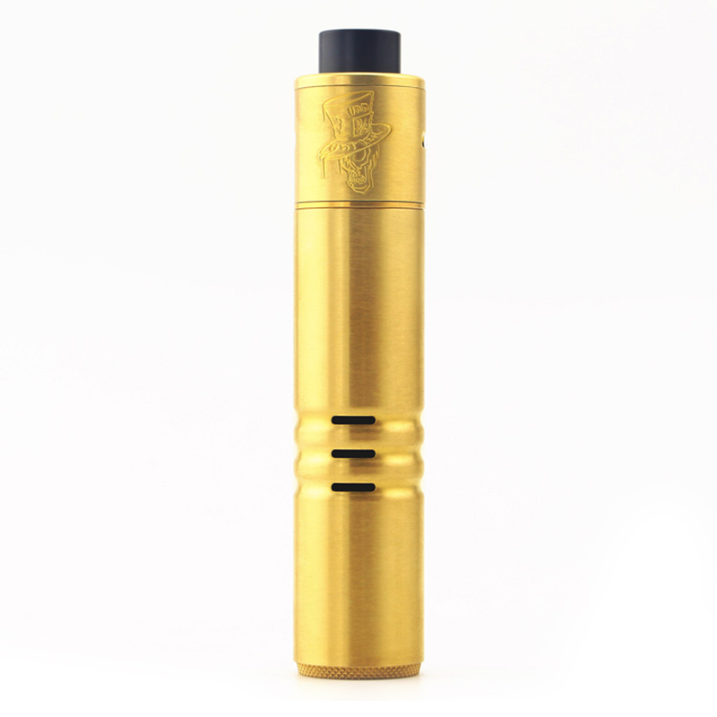 Advken Mad Hatter 24 MECH Kit W/O Battery - Brass