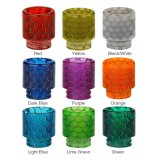 Blitz Snake Skin Resin Drip Tip for TFV8 Series
