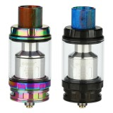 CIGPET ECO12 Tank - 6.5ml, Black & Rainbow