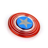 Captain America Hand Spinner Fidget Toy