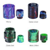 Demon Killer Resin Kit for Cleito/iJust S/Melo 3/TFV8/TFV12
