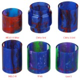 Demon Killer Replacement Resin Tube for Cleito/iJust S/Melo 3/Melo 3 Mini/TFV8/TFV12