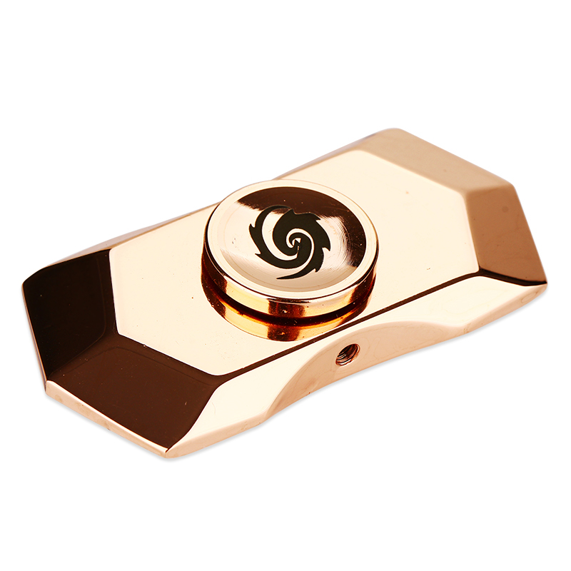 Diamonds EDC Hand Spinner Fidget Toy(Rose Gold)