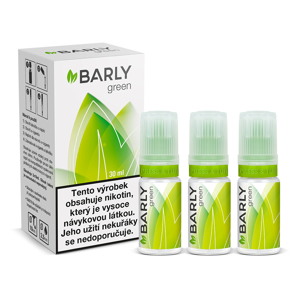 Please buy theBarly liquid separately, which is made in Czech and will be shipped from Czech to EU countries. Barly Flavor. 3 bottles each pack.