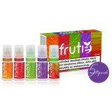 Frutie & Barly Premium PG+VG E-liquid E-juice Frutie Variety Pack 10ml 5pcs