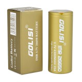Golisi S43 IMR 26650 High-drain Li-ion Battery 35A 4300mAh