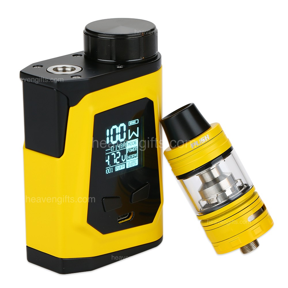 Ijoy Capo 100 With Captain Mini Tc Kit 3750mah