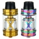 IJOY MAXO V12 Subohm & RTA Supreme Kit - 5.6ml, Gold & Rainbow