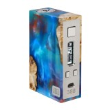 JDI Big Boss 250W Stabilized Wood TC Box MOD