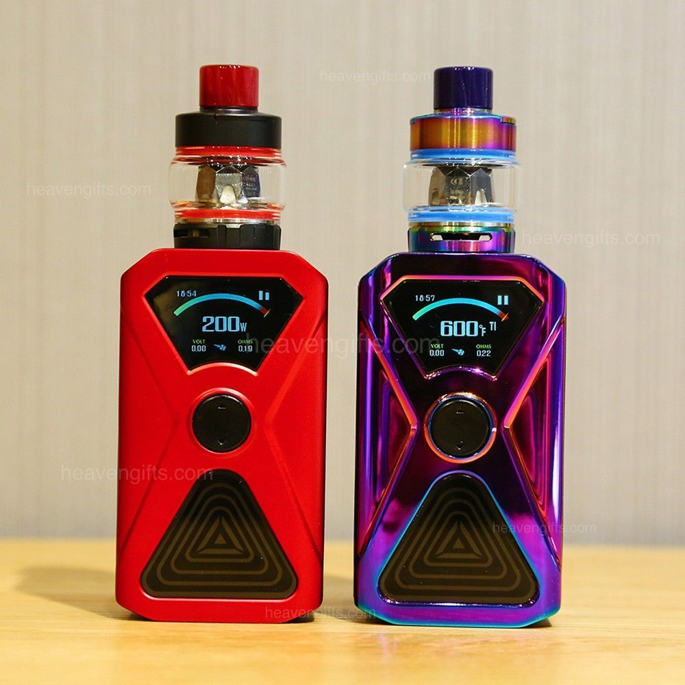 Kangertech XLUM 200W TC Kit