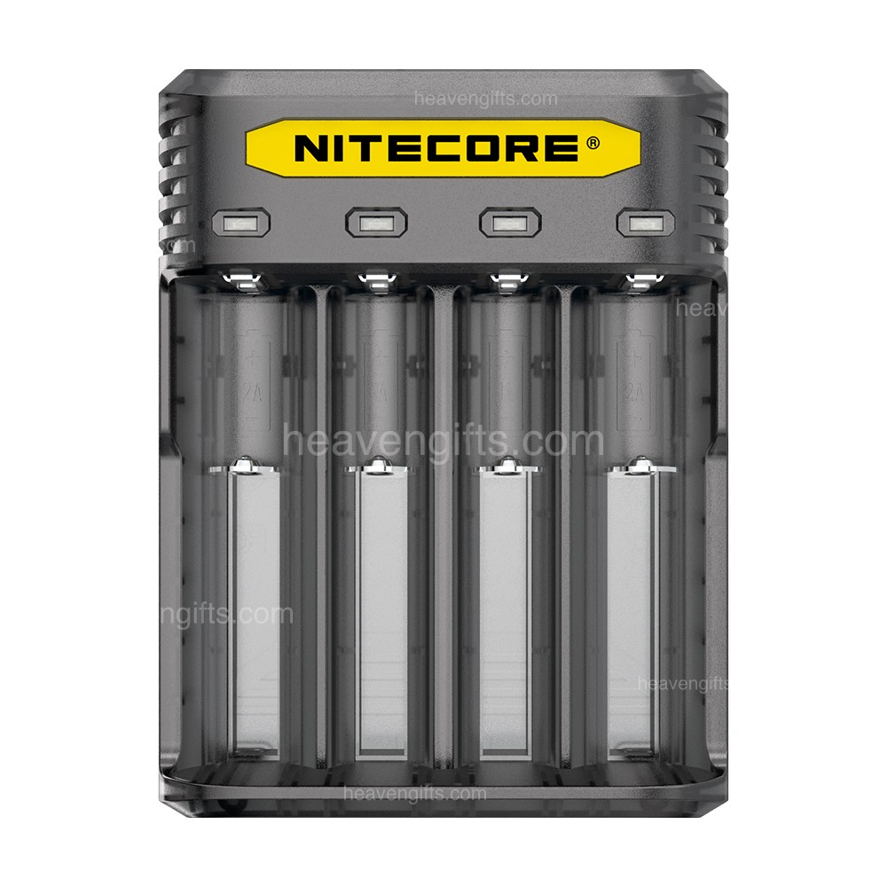 Nitecore Q4 4 Slot 2a Quick Charger Batre Vapor 2 Non Kabel Mouse Over To Zoom In