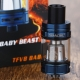 [Partially Pre-order] SMOK TFV8 BABY Beast Tank - 3ml & 2ml, Blue & Purple & Pink & Army Green