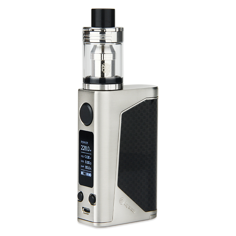 Joyetech eVic Primo 2.0 228W with UNIMAX 2 Full Kit(Black/Red)