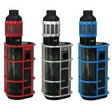 [Pre-order] 300W WISMEC ES300 Exo Skeleton TC Kit W/O Battery