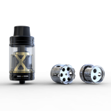 IJOY MAXO V12 Subohm Standard Kit - 5.6ml, Black