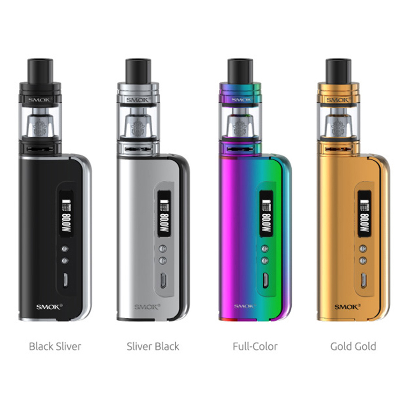 [Pre-order] SMOK OSUB 80W Baby TC Kit with TFV8 Baby W/O Battery