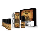 Premium Tobacco E-liquid E-juice DIY Kit PG+VG 6x10ml