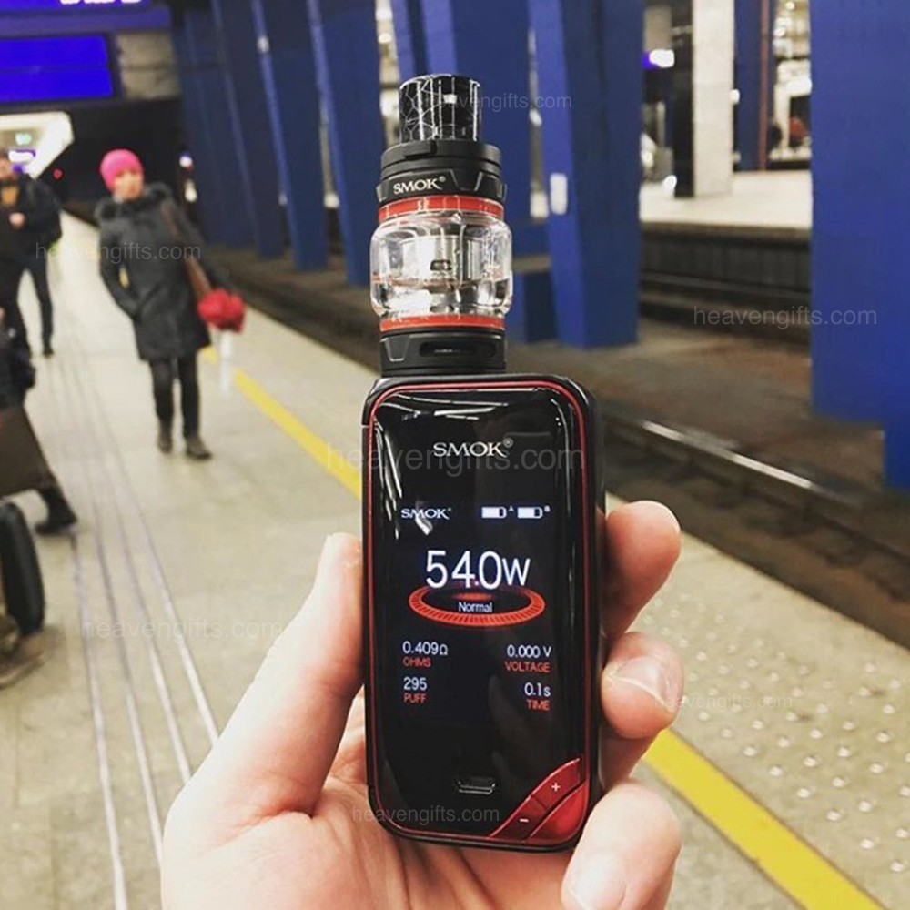 Smok X Priv Baby 80w Tc Kit With Tfv12 Big Baby Prince 2300mah