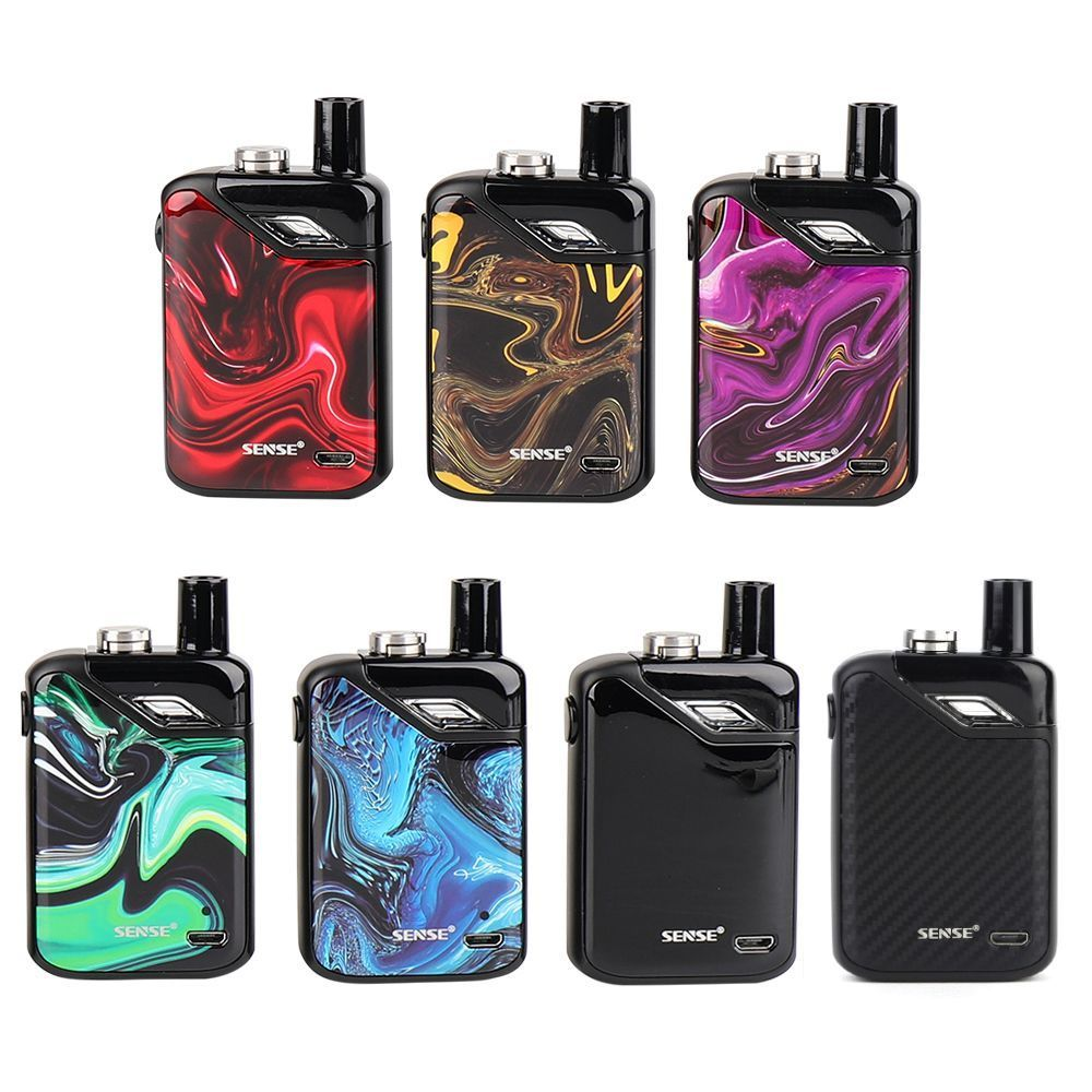 Sense Orbit Tf Pod System Starter Kit 1100mah