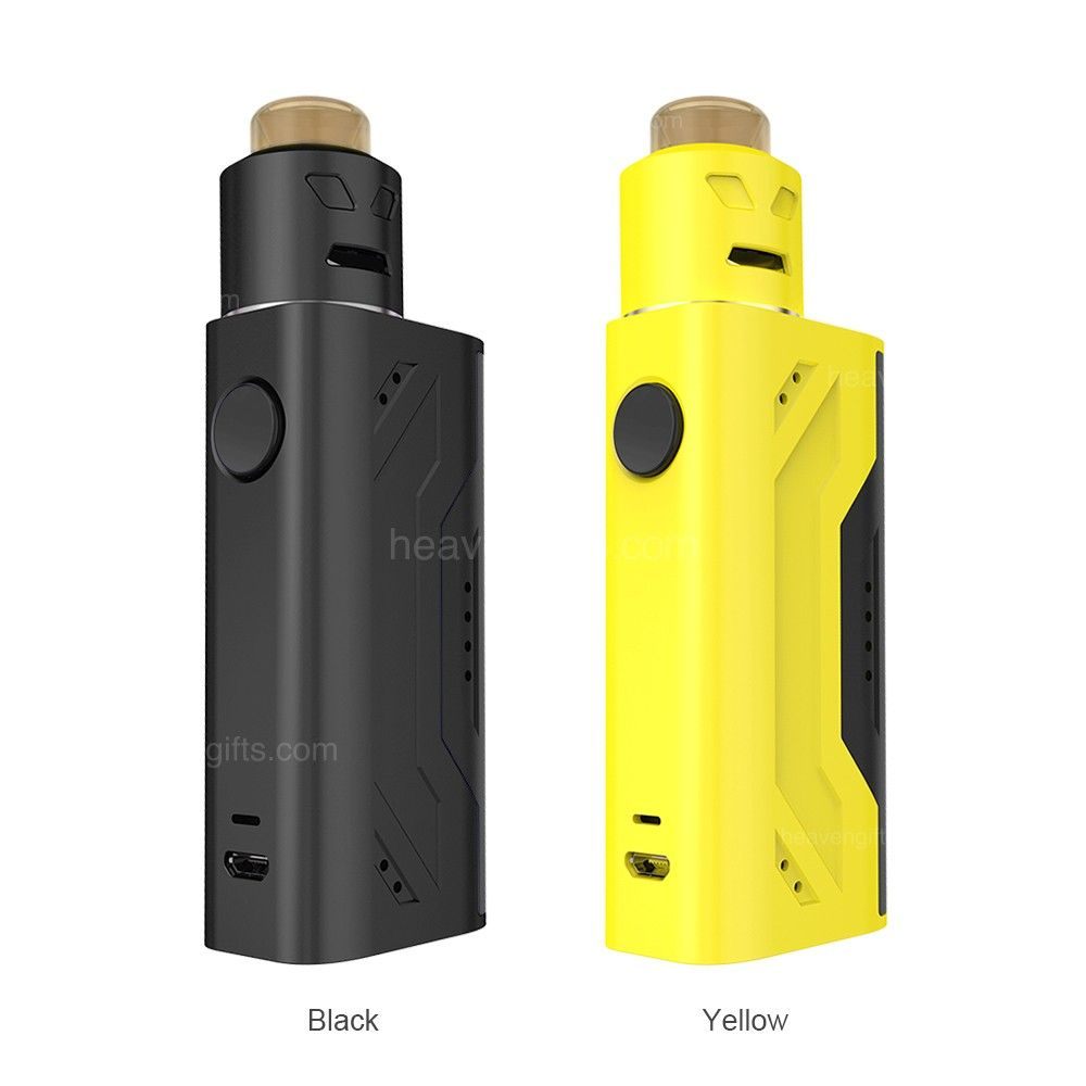 Vape Battery 18650 >> Smoant Battlestar Nano RDA Kit