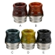 Snakeskin Resin Drip Tip for TFV8