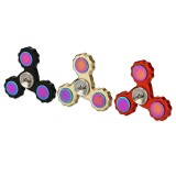 Звездный EDC Tri-Bar Hand Spinner Fidget Toy