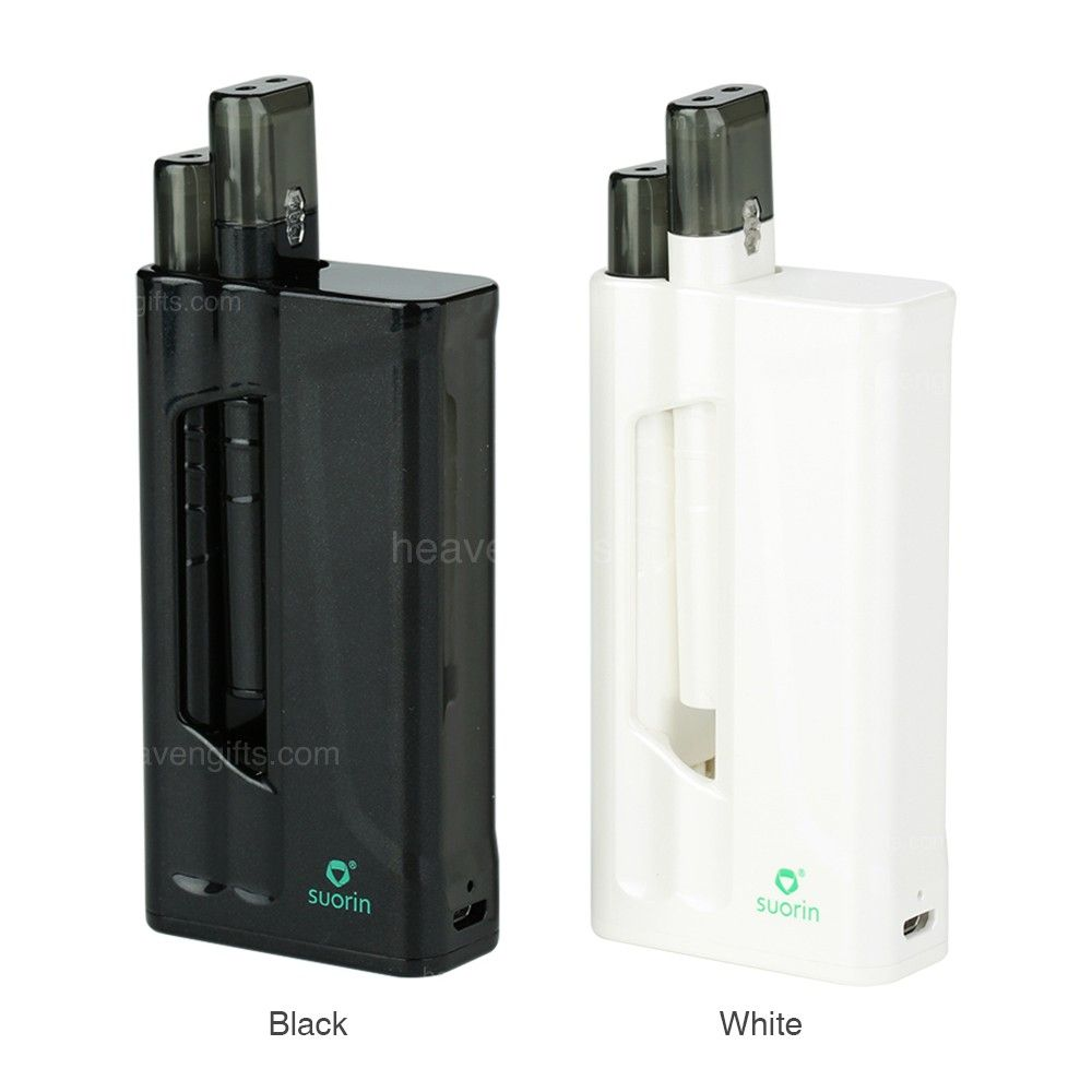 Vape Battery 18650 >> Suorin iShare Starter Kit 1400mAh
