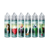 Taste of Heaven Premium PG+VG Short Fill E-liquid E-juice 40ml