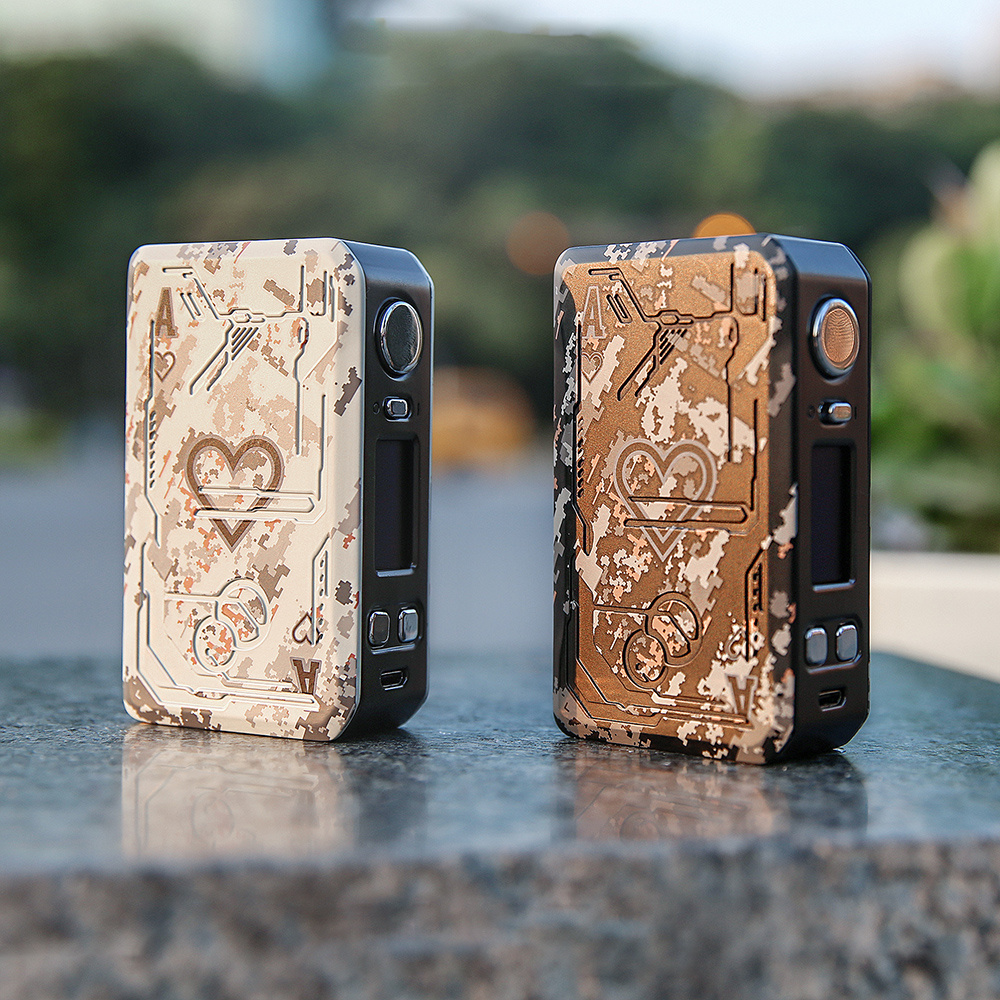 Tesla Poker 218 Tc Box Mod