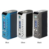 Pikirkan Vape Finder 167W TC Box MOD dengan Chip DNA250 Chip W / O