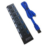 USB 3.0 HUB with Gigabit Ethernet Adapter