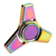 V2 EDC Triangle Hand Fidget Spinner Focus Toy with Hybrid Ceramic Bearing