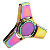 V2 EDC Triangle Hand Fidget Spinner Focus Toy