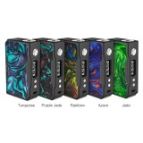 VOOPOO Black Drag Resin 157W TC Box MOD